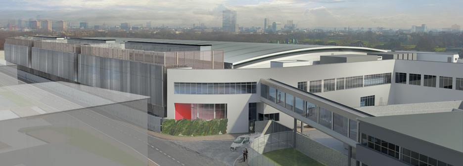 powergate -london data centre expansion